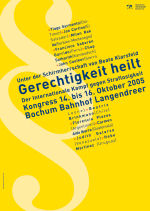 Kongress-Plakat